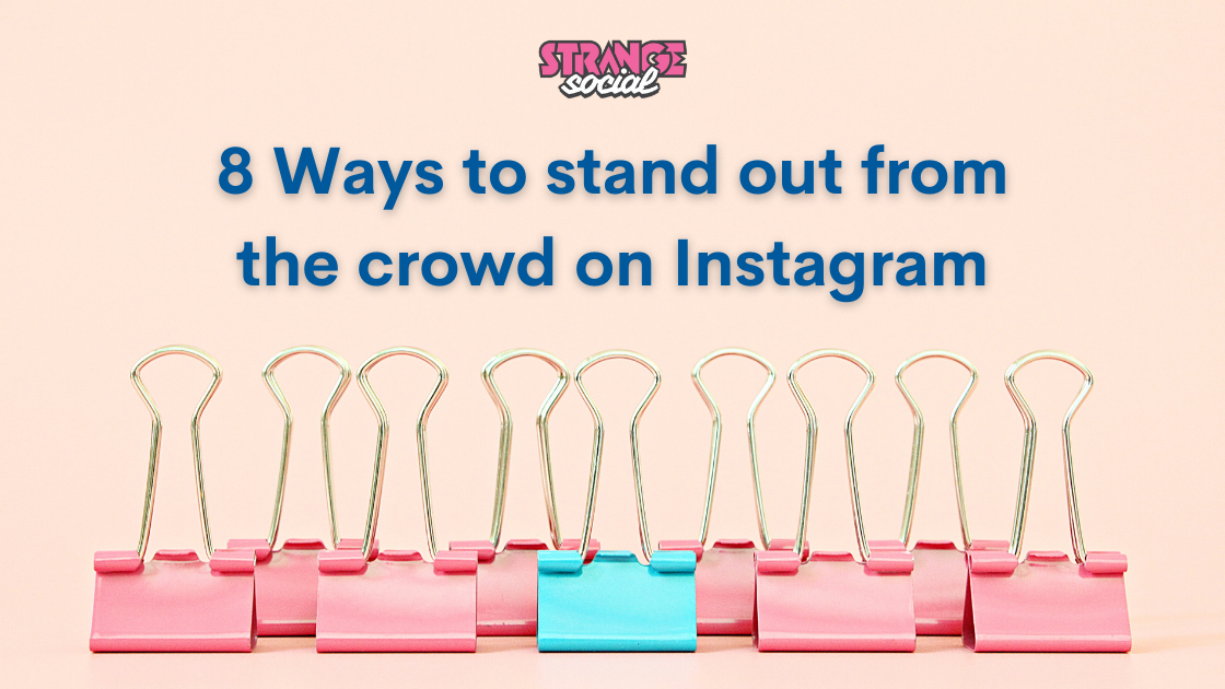 Title: How to stand out on instagram