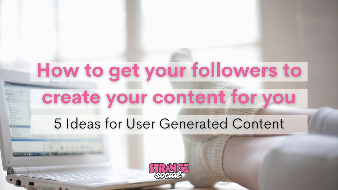 Title: How to Create User Generated Content for Instagram