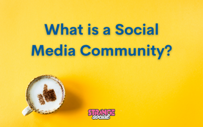 What Is a Social Media Community?