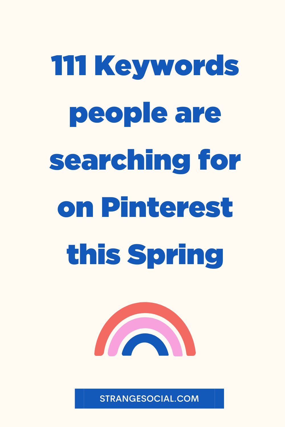 111 content ideas for Spring: Pinterest for business