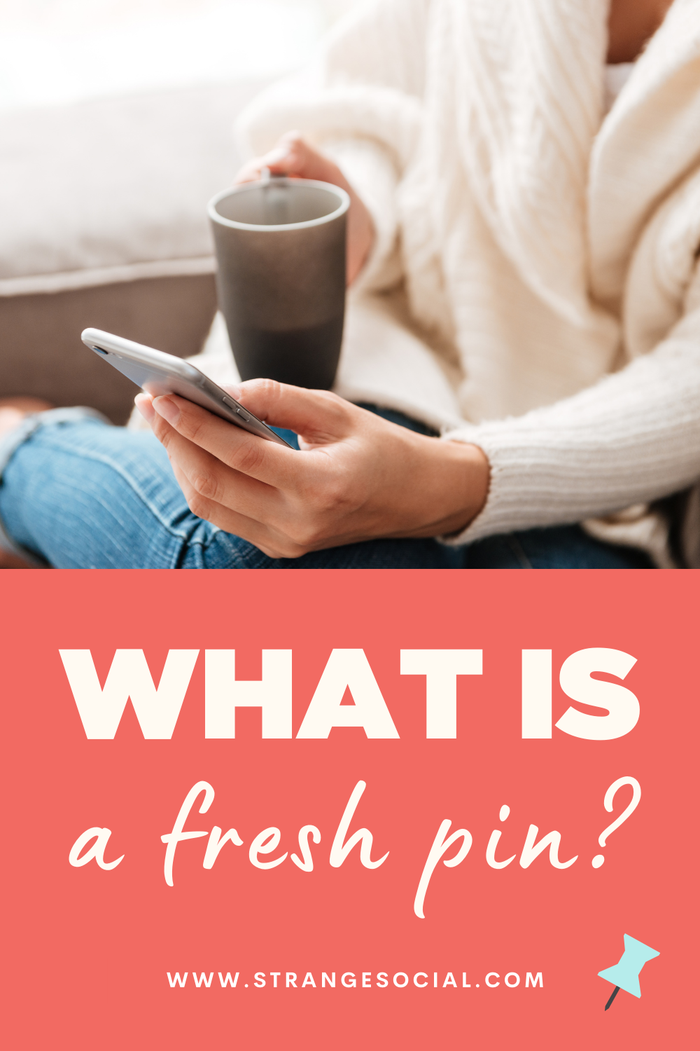 What is a fresh pin? Pinterest tips for Business.