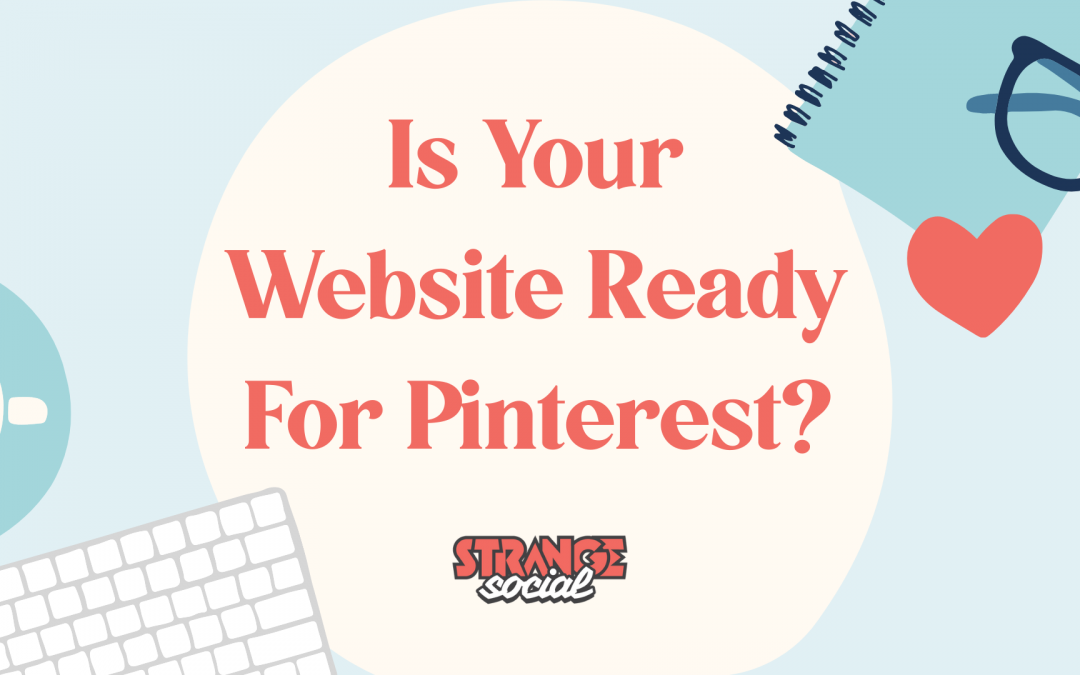 Is your website ready for Pinterest?